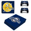 Milwaukee Brewers decal skin sticker for PS4 Pro console and controllers