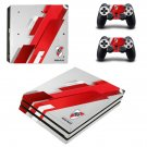 Club Atlético River Plate decal skin sticker for PS4 Pro console and controllers