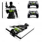 Call of Duty modern warfare decal skin sticker for PS4 Slim console and controllers