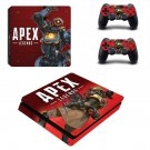 Apex Legends decal skin sticker for PS4 Slim console and controllers