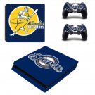 Milwaukee Brewers decal skin sticker for PS4 Slim console and controllers