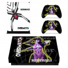 Overwatch widowmaker decal skin sticker for Xbox One X console and controllers