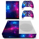 Galaxy Scene decal skin sticker for Xbox One S console and controllers