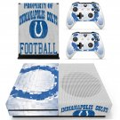 Indianapolis colts decal skin sticker for Xbox One S console and controllers