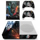 Rainbow Six Siege decal skin sticker for Xbox One S console and controllers