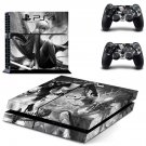 PS4 Classic decal skin sticker for PS4 console and controllers