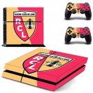 RC Lens decal skin sticker for PS4 console and controllers