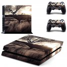 Reindeer decal skin sticker for PS4 console and controllers
