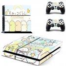 Sumikko Gurashi decal skin sticker for PS4 console and controllers