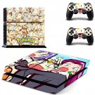 Pokemon Go decal skin sticker for PS4 console and controllers