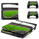 Stadium decal skin sticker for PS4 console and controllers