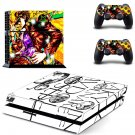 Eyes of Heaven decal skin sticker for PS4 console and controllers