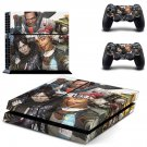 Apex Legends gibby decal skin sticker for PS4 console and controllers