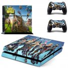 Battle Royale decal skin sticker for PS4 console and controllers