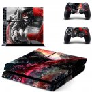 Tokyo Ghoul decal skin sticker for PS4 console and controllers