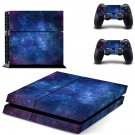 Sky  Abstract decal skin sticker for PS4 console and controllers