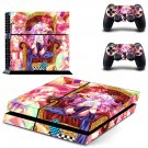 No Game No Life decal skin sticker for PS4 console and controllers