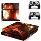 Infamous Second Son decal skin sticker for PS4 console and controllers