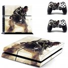 Advanced Warfare decal skin sticker for PS4 console and controllers