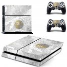 Destiny decal skin sticker for PS4 console and controllers