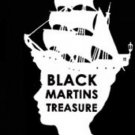 Audiobook BLACK MARTINS TREASURE by Bernard Masters no CD MP3