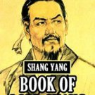 Audiobook BOOK OF LORD SHANG by Shang Yang no CD MP3