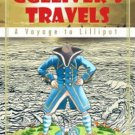 Audiobook GULLIVER'S TRAVELS 1 - VOYAGE TO Liliput  by Jonathan Swift no CD MP3