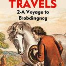 Audiobook GULLIVER'S TRAVELS 2-VOYAGE TO BROBDINGNA  by Jonathan Swift no CD MP3