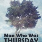 Audiobook MAN WHO WAS THURSDAY by G K Chesterton no CD MP3