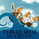 Audiobook THREE MEN IN A BOAT by Jerome K Jerome no CD MP3
