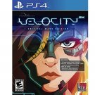 Velocity 2X: Critical Mass Edition - PlayStation 4 | Brand New | Sealed