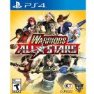 Warriors All-Stars - PlayStation 4 | Brand New | Sealed