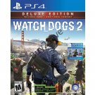 Watch Dogs 2: Deluxe Edition - PlayStation 4 | Brand new | Sealed