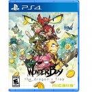 Wonder Boy: The Dragon's Trap - PlayStation 4 | Brand New | Sealed