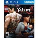 Yakuza 6: The Song of Life - Essence of Art Edition - PlayStation 4 | Brand New | Sealed