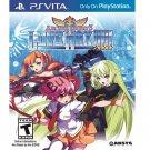 Arcana Heart 3: LOVE MAX!!!!! - PlayStation Vita | Brand New | Sealed