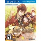 Code: Realize Future Blessings - PlayStation Vita | Brand New | Sealed