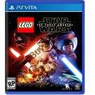 LEGO Star Wars: The Force Awakens - PlayStation Vita Standard Edition | Brand New | Sealed