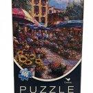 500 Piece Jigsaw Puzzle: Italian Flower Market