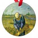 Vincent Van Gogh Art Harvester Porcelain Ornaments
