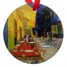 Vincent Van Gogh Art Cafe Porcelain Ornaments