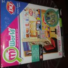 mi world DQ  store real world made mini play set new