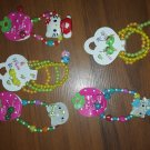 5 girls jewelry setset really cute must see look all new
