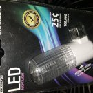 led night light with automatic sensor on at dark off at dawn new item