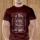 Gay T-shirt, Straight T-shirt, Gay Babies T-shirt, Homosexual, LGBT, Trans, Bisexual (b)