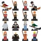 Harry Potter Minifigures 5-7 Walkthrough Custom Bricks Building Toy Fit Lego Minifigures