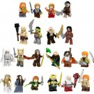 New Lord of the Rings Minifigures Lego Compatible Bricks Building Toy