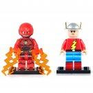 DC Flash Jay Garrick Minifigures Lego Super Hero Compatible Toy