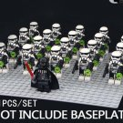 Star Wars Imperial Patrol Stormtrooper Army Lego Minifigures Compatible Toy