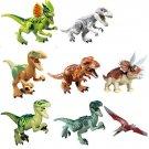 Jurassic World Fallen Kingdom Dinosaurs Lego Jurassic Parck Compatible Toys